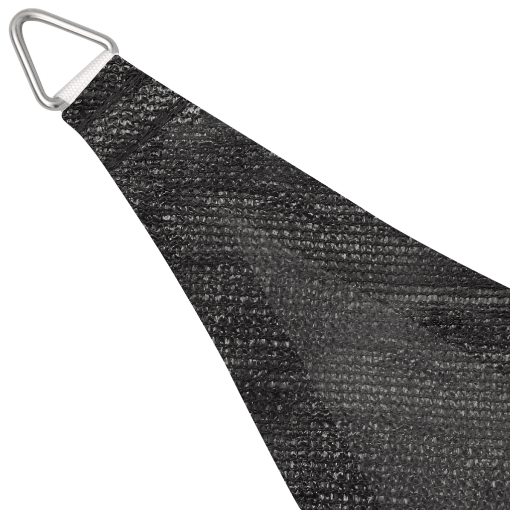 Picture of Sunshade Sail HDPE Triangular 16.4'x16.4'x16.4' Anthracite