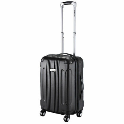 Picture of Trolley Suitcase Expandable - 20""
