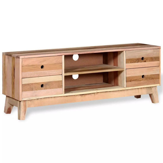 Picture of TV Cabinet - Solid Reclaimed Wood