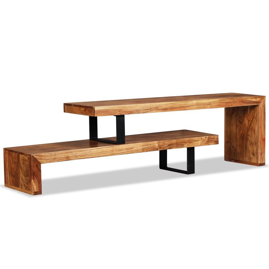 Picture of TV Stand - Solid Acacia Wood