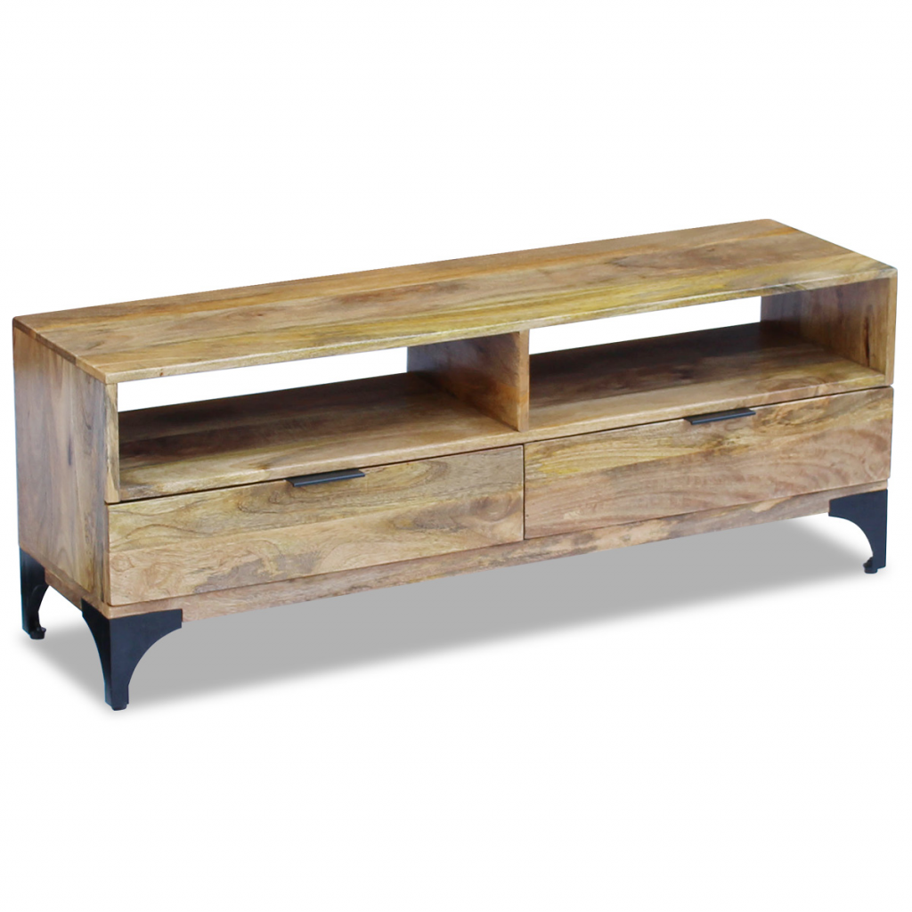 """Picture of TV Stand Mango Wood 47.2""""x13.8""""x17.7"""""""