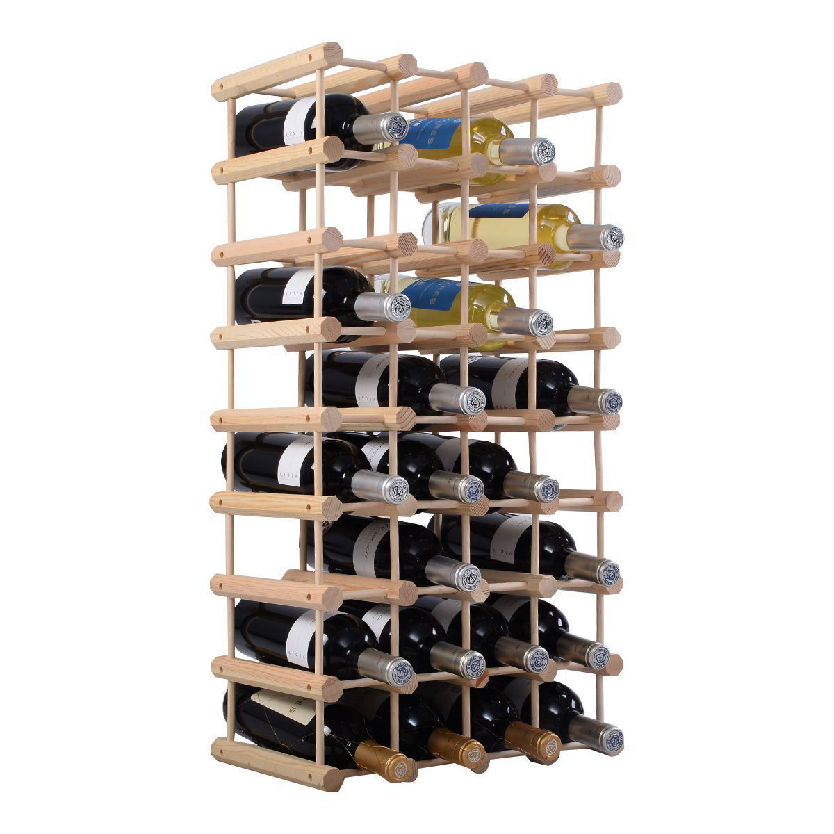 Picture of Wine Rack Holder Storage for 40 Bottles
