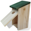 Picture of Wooden Bird House - 4 pcs