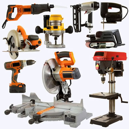 Picture for category POWER AND ELECTRICAL TOOLS