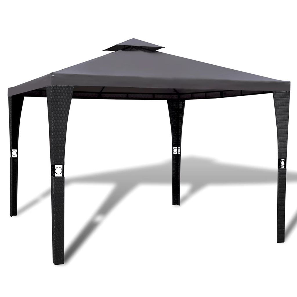 Picture of Outdoor 10' x 10' Gazebo - Dark Grey