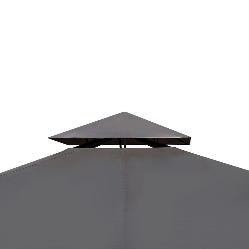 Picture of Outdoor 10' x 13' Gazebo - Dark Grey