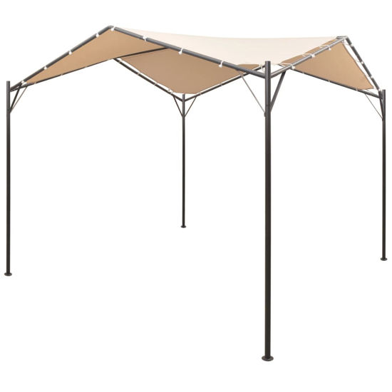 Picture of Outdoor Pavilion Tent - Steel Beige