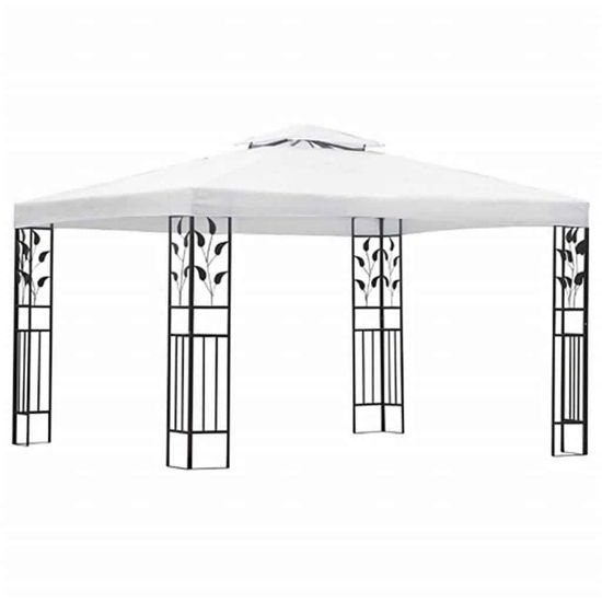 Picture of Outdoor White Gazebo Tent