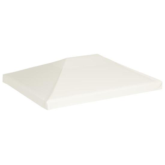 Picture of Outdoor Gazebo Top Cover - Cream White