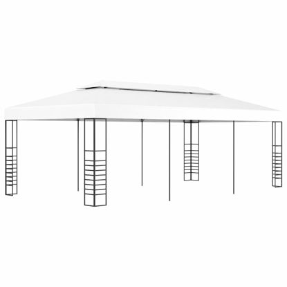 Picture of Outdoor Gazebo Tent Marquee - White
