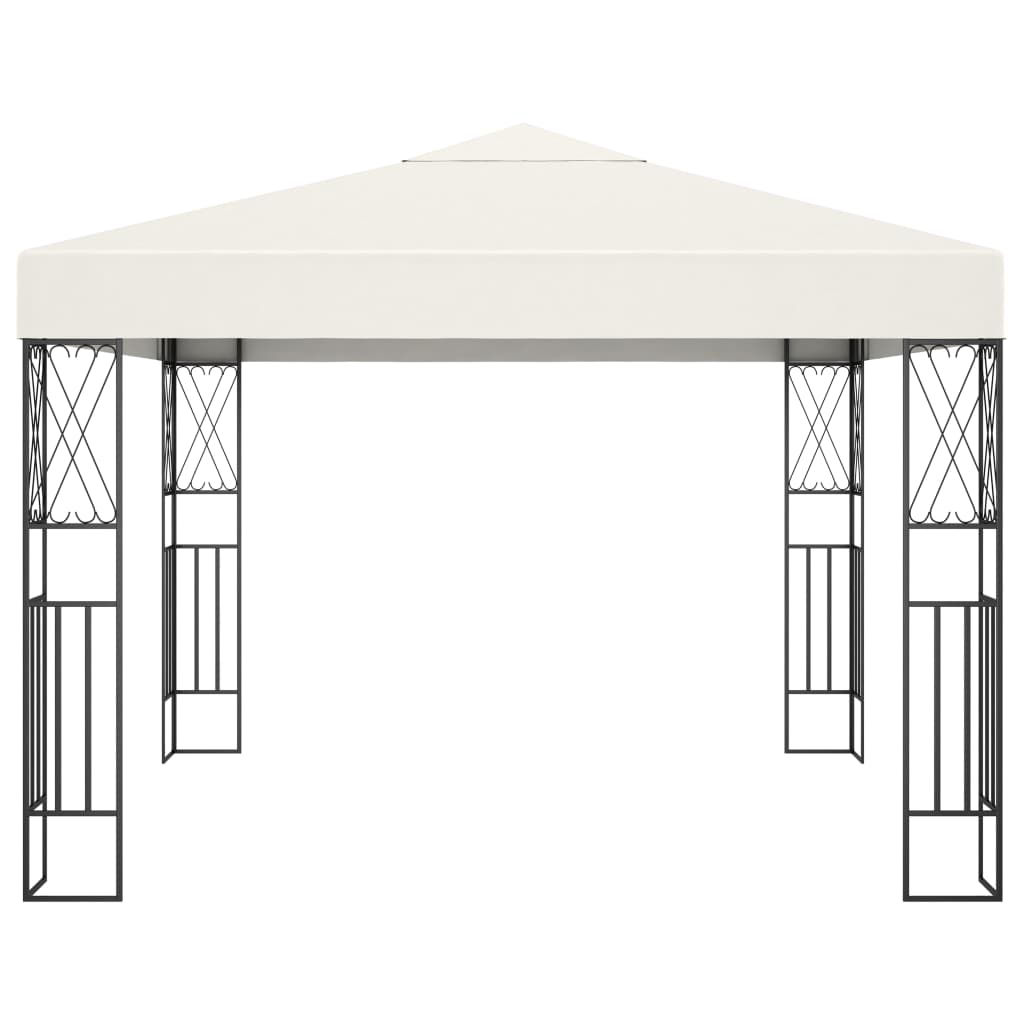 Picture of Outdoor Gazebo Tent - Cream