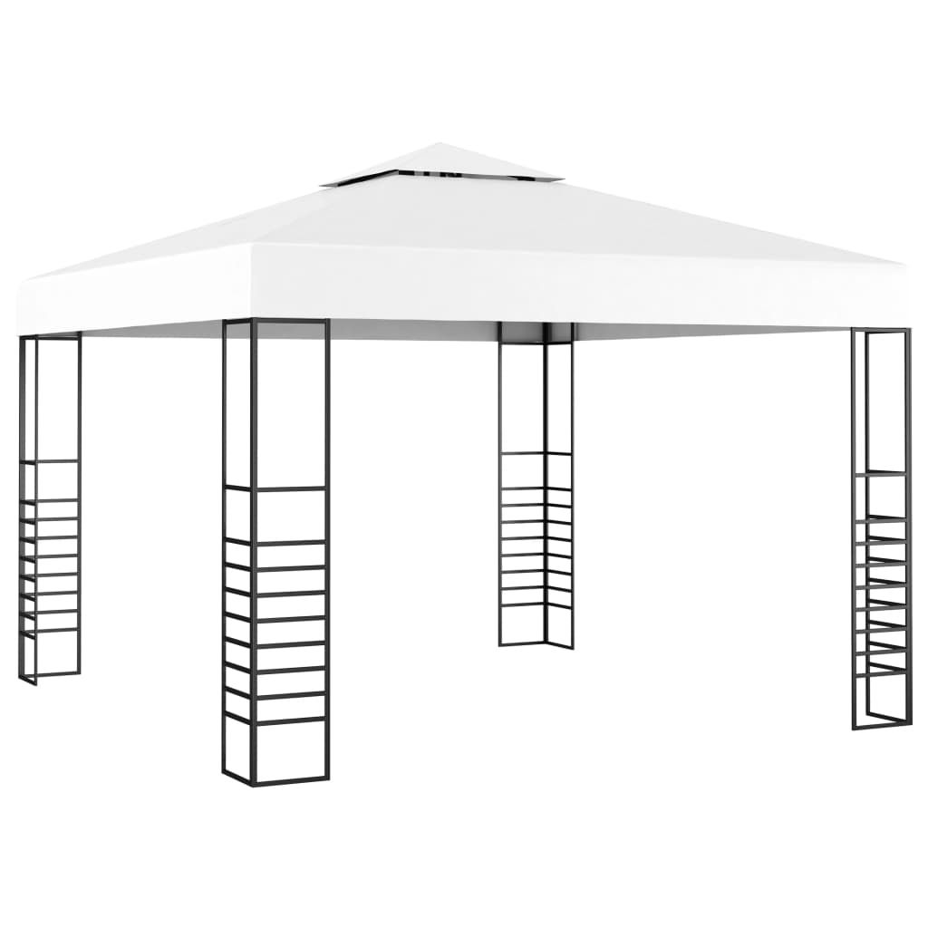 Picture of Outdoor Gazebo Marquee Tent - White