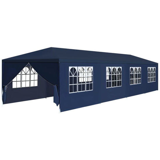 Picture of Outdoor Garden Marquee - Blue
