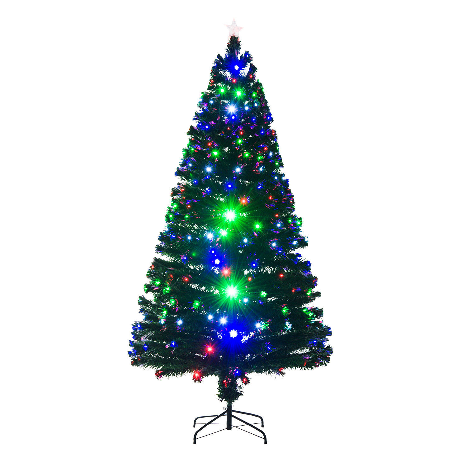 Picture of 7' Christmas Tree with Lights