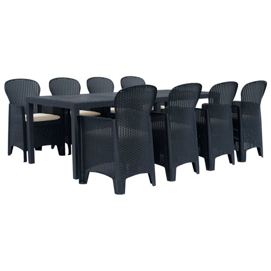 Picture of Outdoor Dining Set - 9 pc