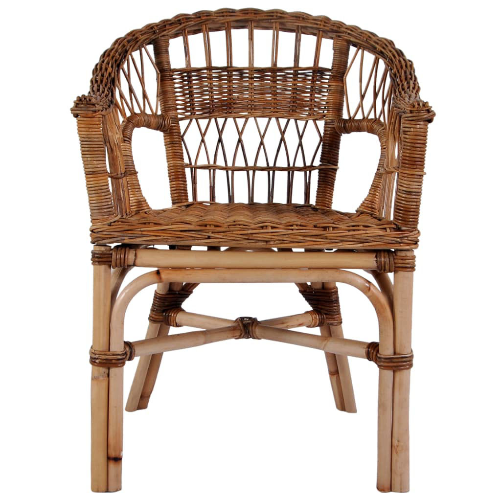 Picture of Outdoor Rattan Chair - Brown