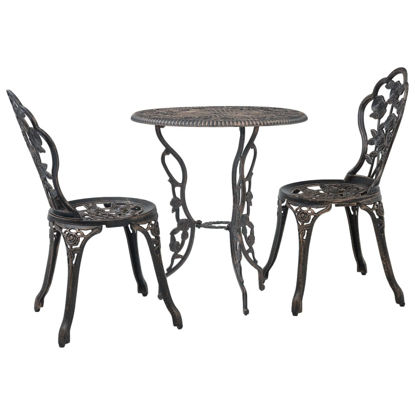 Picture of Outdoor Bistro Set