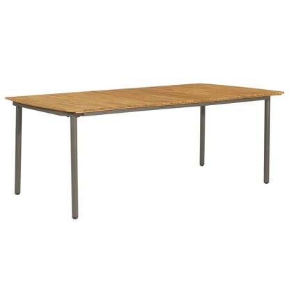 """Picture of Outdoor Patio Table 78"""""""