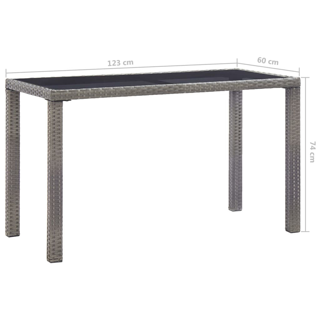 Picture of Outdoor Patio Table - 48""