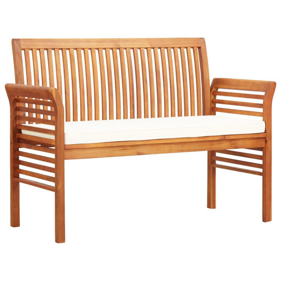 """Picture of Outdoor Bench 47"""""""