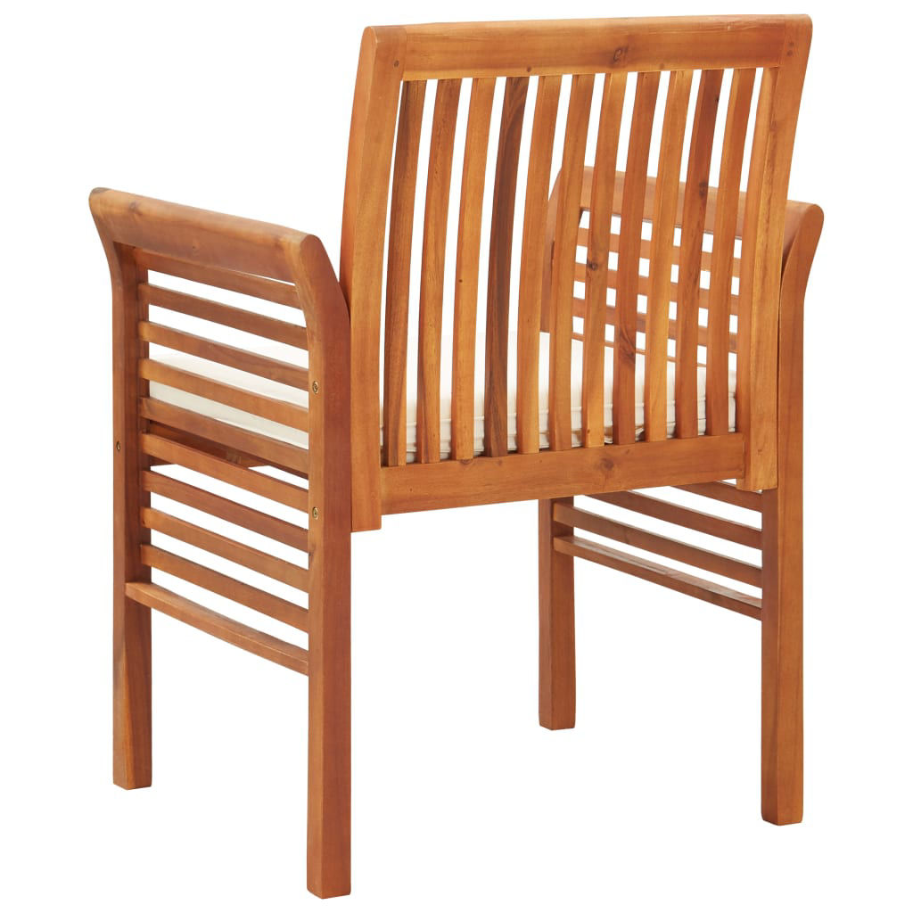Picture of Outdoor Dining Chairs - 3 pcs