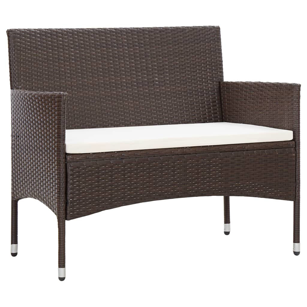 Picture of Outdoor Furniture Set - Brown