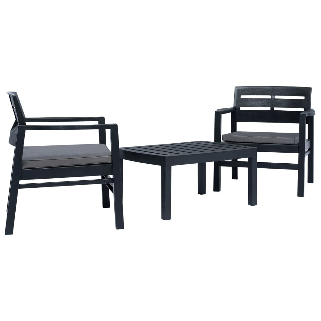 Picture of Outdoor Plastic Lounge Set
