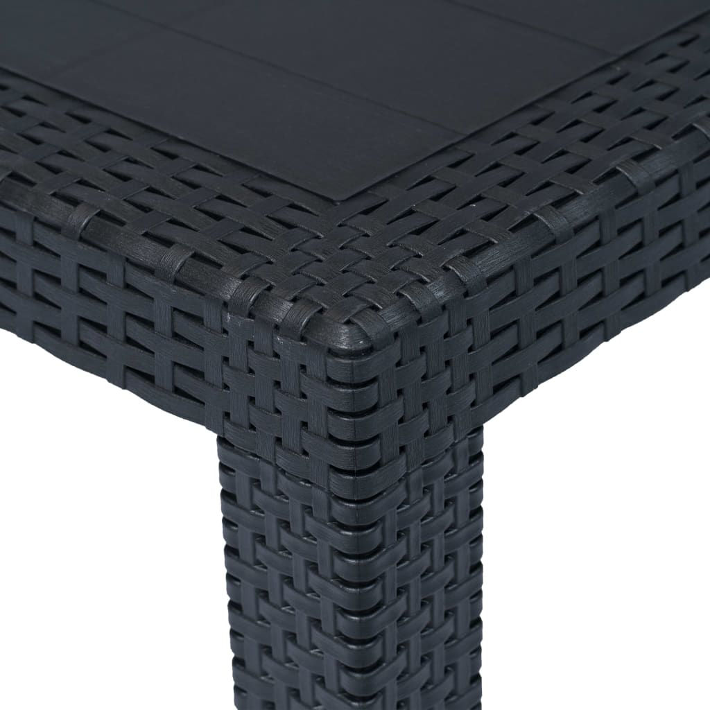 """Picture of Outdoor Plastic Table 86"""""""