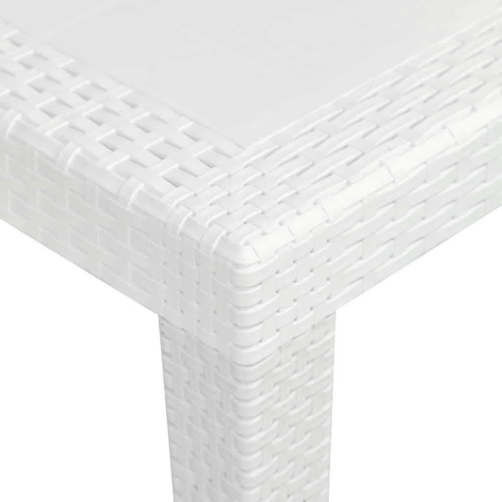 "Picture of Outdoor Table 31"" White"
