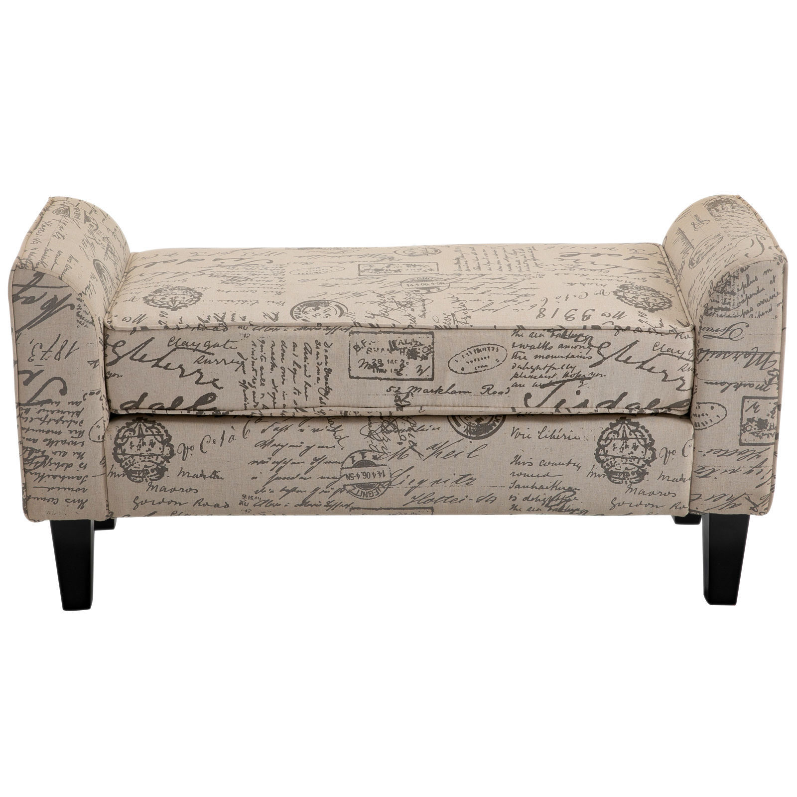 Picture of Living Room Ottoman Shoe Bench