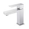Picture of Single Hole Bathroom Faucet - Chrome