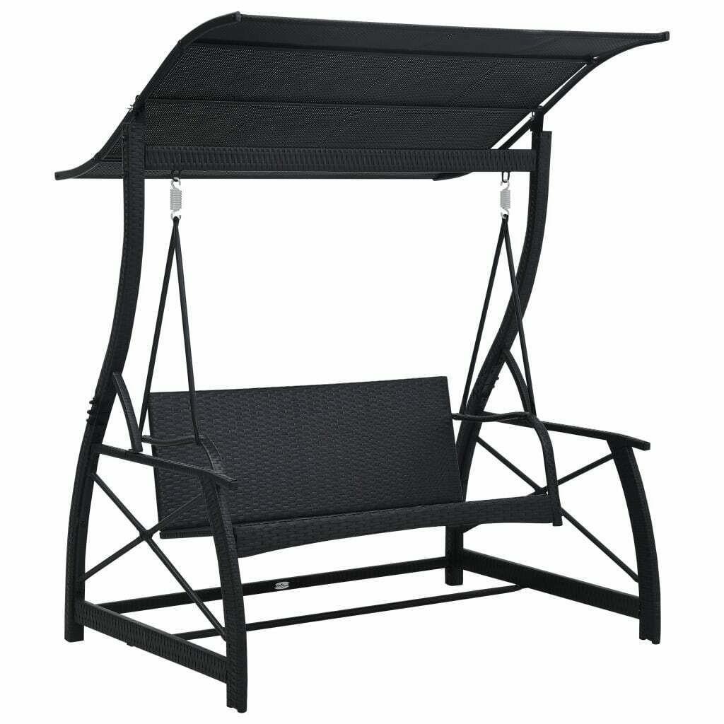 Picture of Outdoor Garden Swing Bench