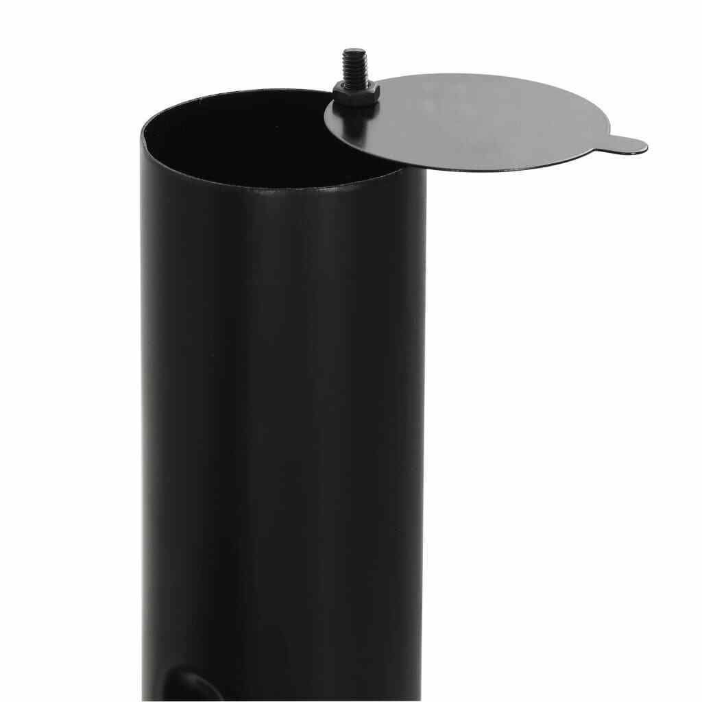 Picture of Outdoor Charcoal BBQ Offset Smoker