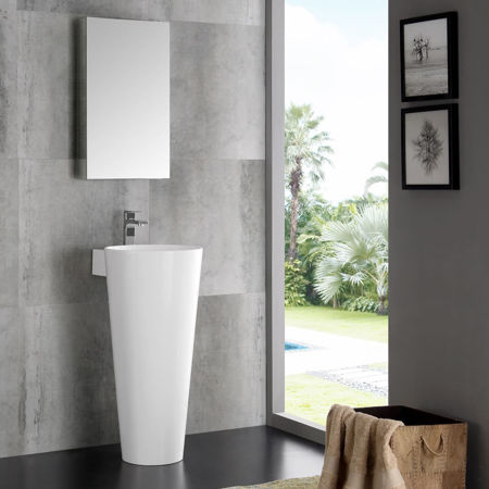 Picture for category PEDESTAL BASINS