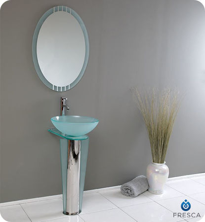 Picture for category GLASS VANITIES