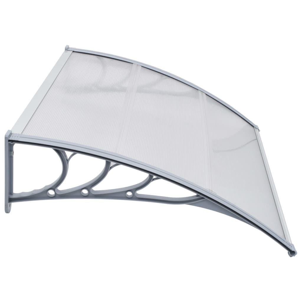 """Picture of Outdoor Door Canopy 47"""" - Gray"""