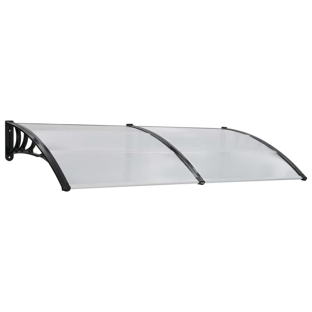 """Picture of Outdoor Door Canopy 78"""" - Black"""