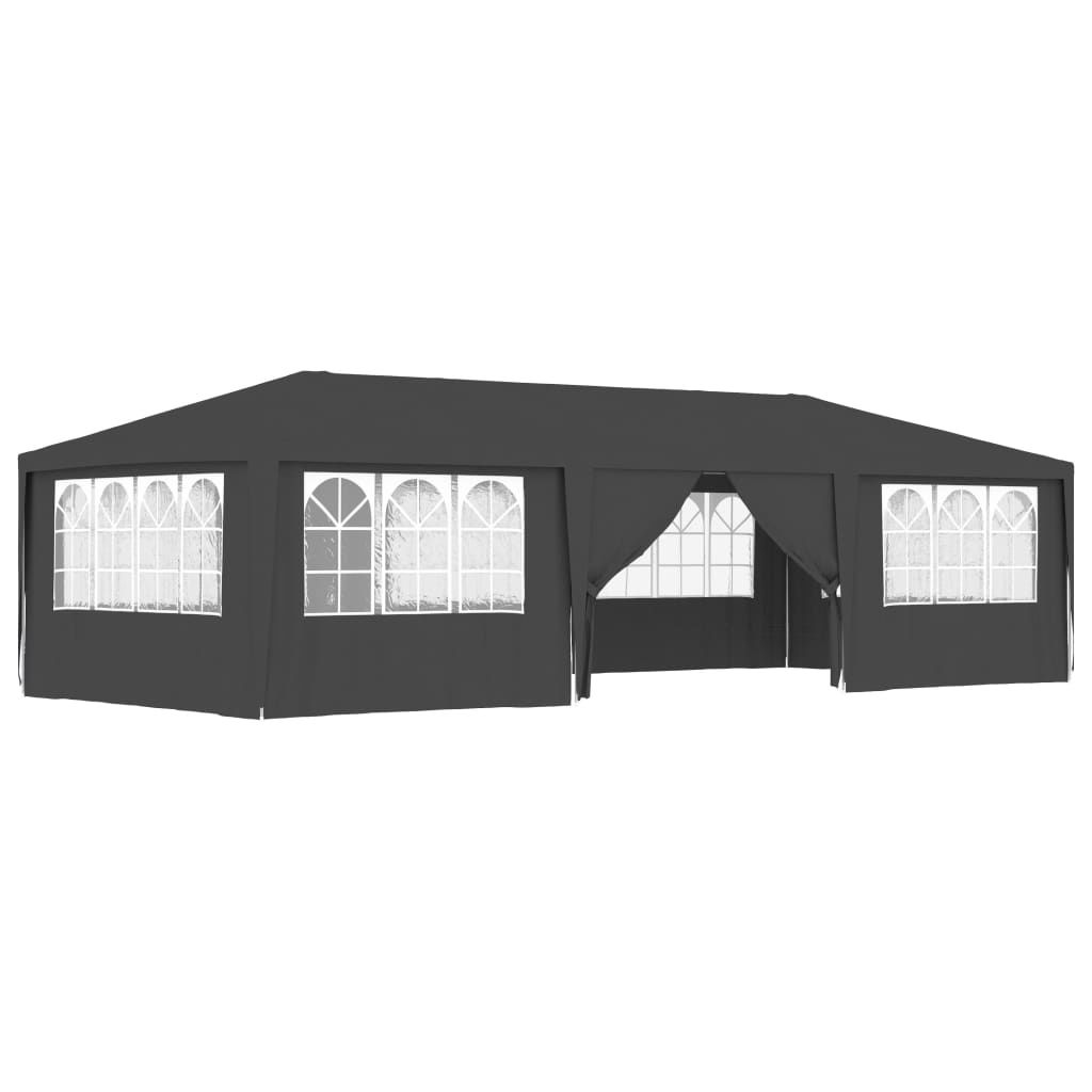 Picture of Outdoor Large Gazebo Tent with Walls 13' x 29'
