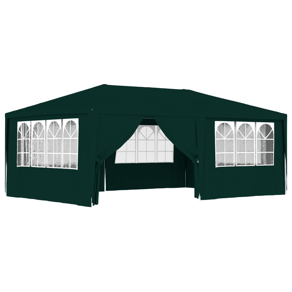 Picture of Outdoor Tent with Walls 13' x 20' - Green