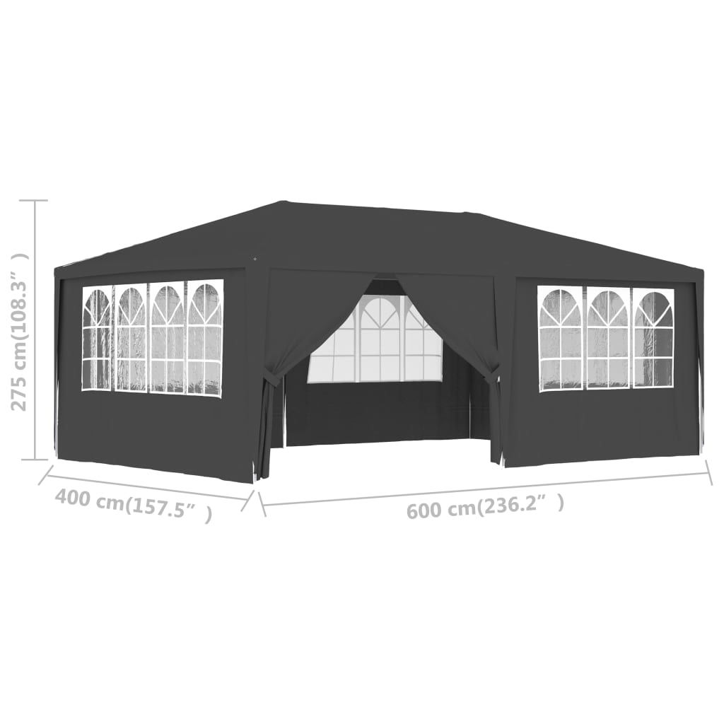 Picture of Outdoor Tent with Walls 13' x 20'
