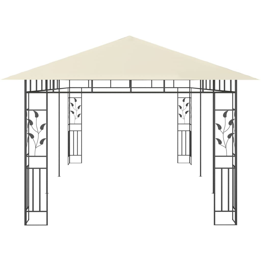 Picture of Outdoor Tent with Mosquito Net 20' x 10' - Cream