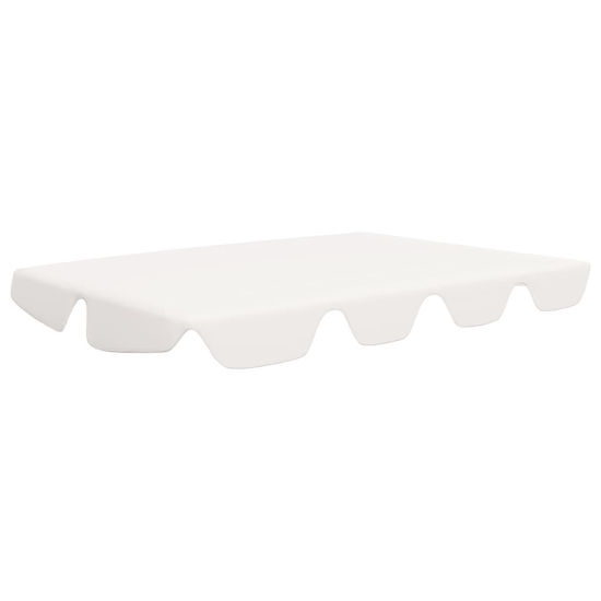 Picture of Outdoor Swing Top Replacement - White