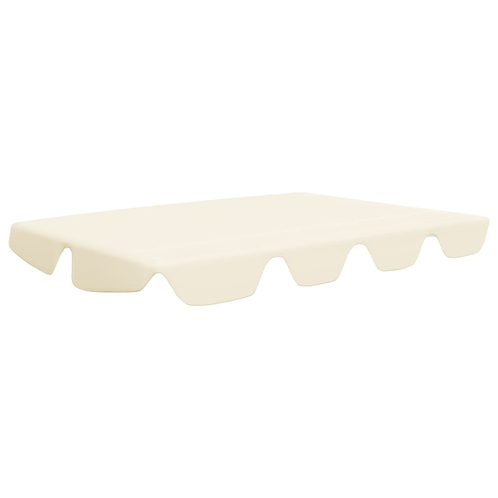 Picture of Outdoor Swing Top Replacement - Cream