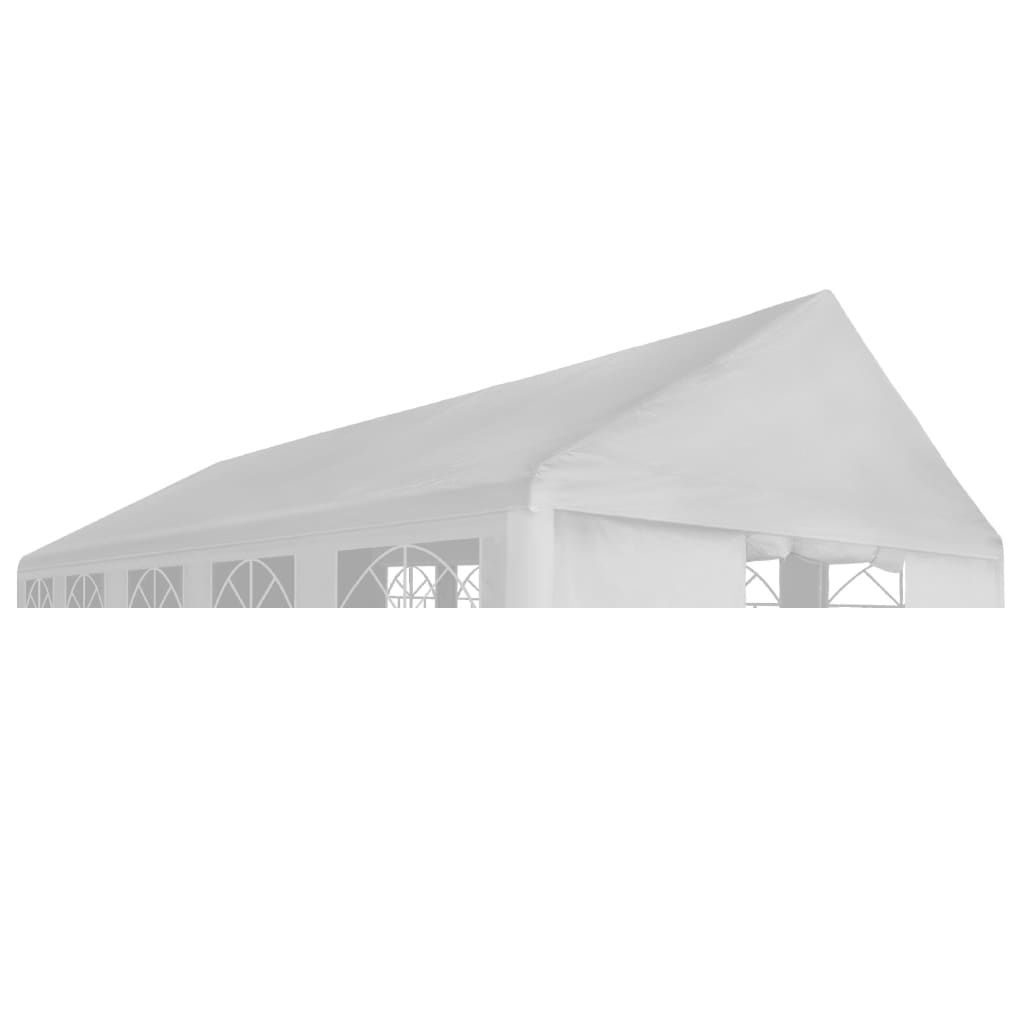 Picture of Outdoor Tent Roof Replacement 16' x 33' - White
