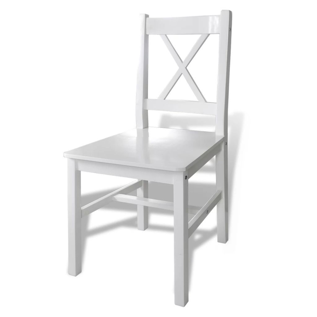 Picture of Kitchen Dining Set - White 5pc