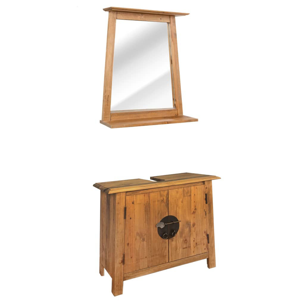 """Picture of 27"""" Bathroom Vanity with Mirror"""