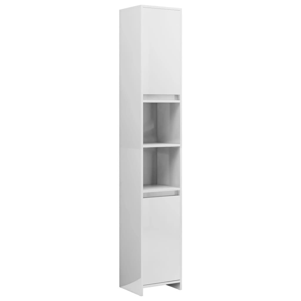 """Picture of 11"""" Bathroom Cabinet - Gloss White"""
