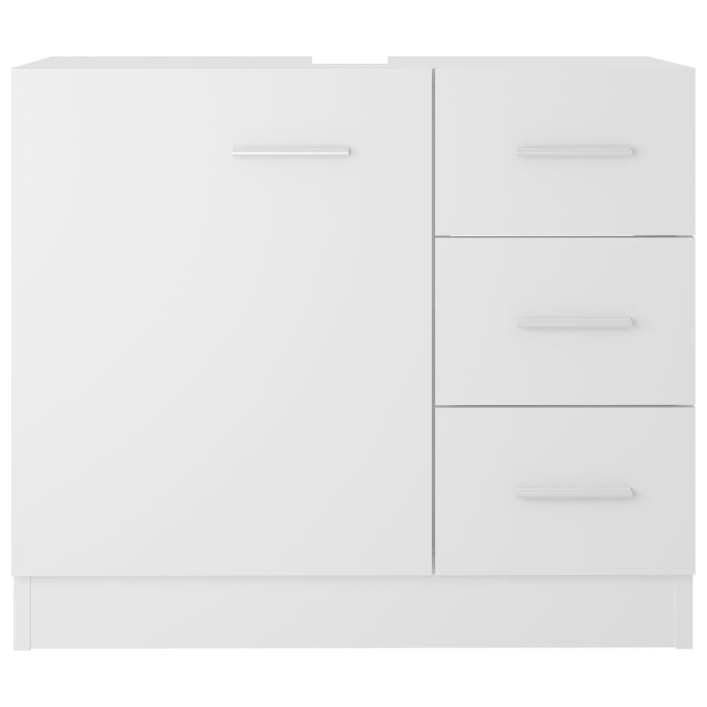 """Picture of 24"""" Vanity Cabinet - White"""