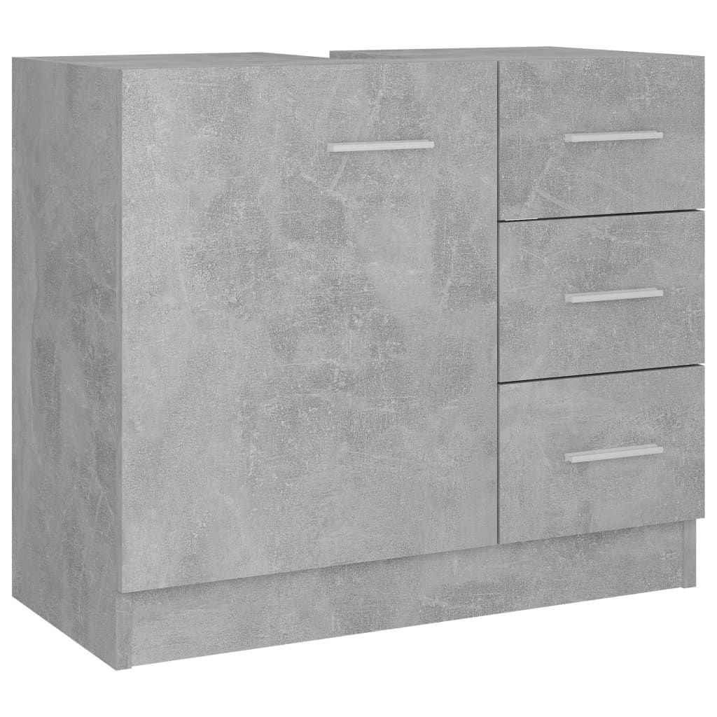 """Picture of 24"""" Vanity Cabinet - Concrete Gray"""