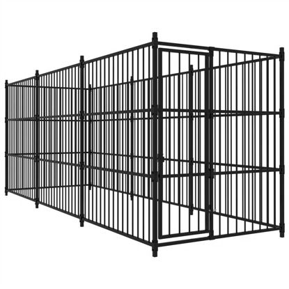 Picture of Outdoor Dog Kennel